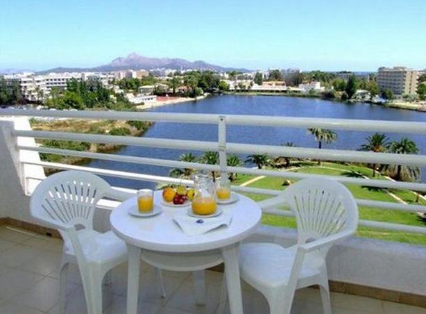 Mallorca Hotelbillede juli