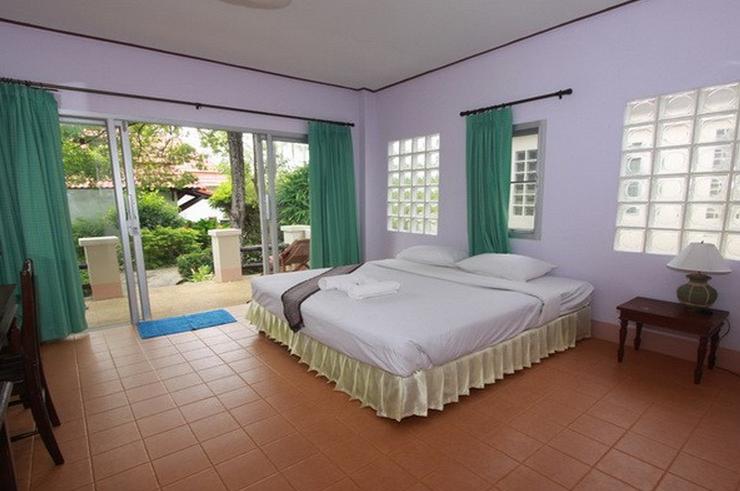 Bungalow på Good Days Lanta Beach Resort med aircondition