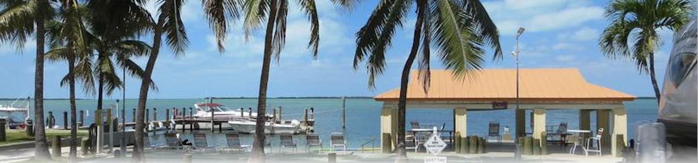 En fin og prisbillig overnatningsmulighed i Key Largo er Key Largo Motel