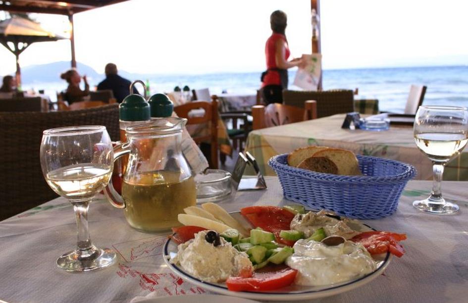 Masser af spændende restauranter med lokale specialiteter overalt