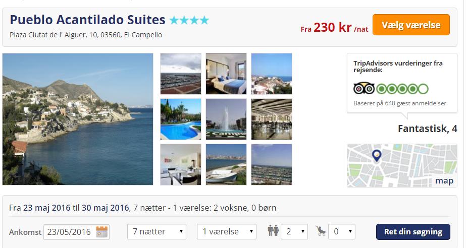 hotelpris