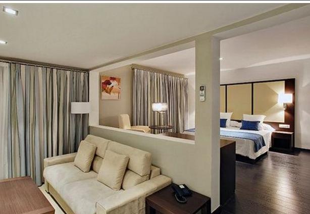 Dejlige studiolejligheder med separat stue og soveværelse