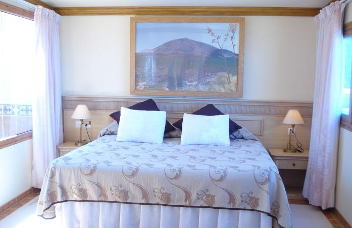 Hotellet råder også over et antal lejligheder med køkken, som du kan booke for en beskeden merpris
